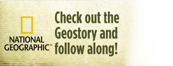 Experience the Expedition through the GeoStory